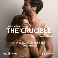 The Crucible cast is announced